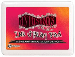 DylusionsSprayInkPad